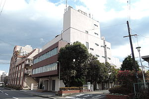 Headquarters of Nippon Electric Glass.JPG