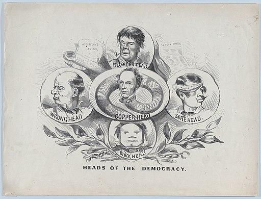 Heads of the Democracy MET DP876938