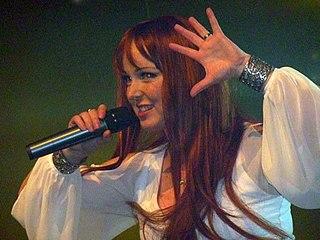 Heidi Parviainen Finnish singer