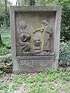 heilig land stichting rijksmonument 523616 bergrede, piet gerrits, relief 2