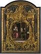 Heilige Lucas schildert de Madonna, 1545, Groeningemuseum, 0040031000.jpg