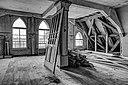 Heiligengrabe, Kloster Stift zum Heiligengrabe, Abtei, Dachgeschoss -- 2017 -- 9918-24 (bw).jpg