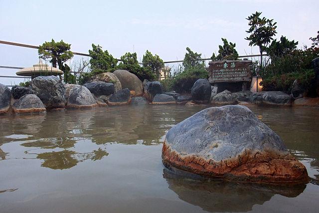 湯ノ川温泉