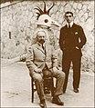 Henri Matisse et Léonide Massine (Ballets russes, Opéra) (4565877526).jpg