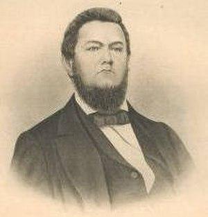 Henry Cornelius Burnett - Image: Henry C. Burnett
