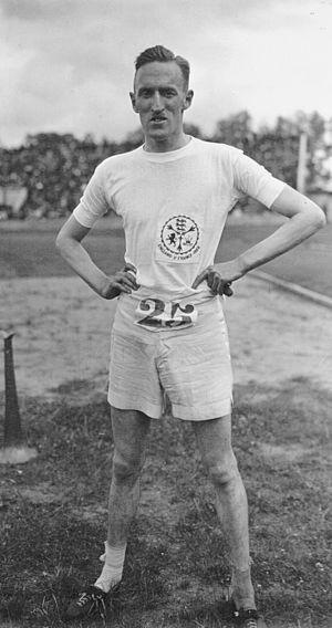 H. B. Stallard - Henry Stallard in 1923
