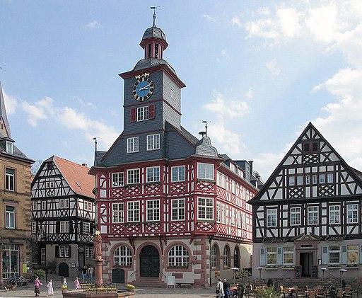 Heppenheim Rathaus RZ
