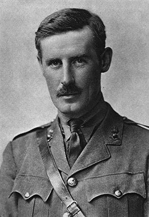 Herbert Asquith (poet) - 1918 photograph of Asquith
