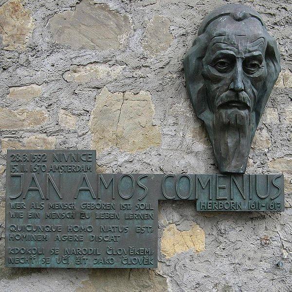 Johann Amos Comenius, Quelle: wikimedia.org