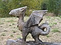 Here There Be Dragons - geograph.org.uk - 643597.jpg
