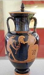 Amphora of Hermonax in Würzburg