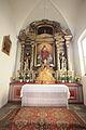 Herz-Jesu-Altar in der Pfarrkirche von Wolfsberg.JPG