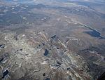 High Sierras Near Mammoth Lakes, California (10753918603).jpg