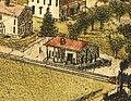 Highlandville station on 1887 bird's eye view map.jpg