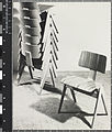 Hillestak chair, Robin Day, Hille, 1951, early version showing original leg joint.jpg