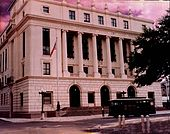 Hipolito F. Garcia Federal Building and U.S. Courthouse, San Antonio, TX Aug 03.jpg