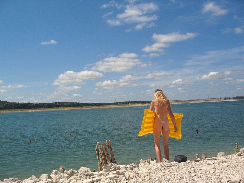 Hippie Hollow Clothing Optional Nudist Park Lake Travis