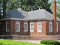 Historic Gloucester Courthouse - Rear View - By Chuck Thompson of TTC Media.JPG