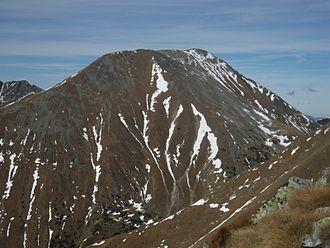 Seckau Tauern - The Hochreichhart, one of the most popular summits of the Seckau Tauern