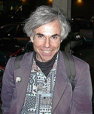 Douglas Hofstadter - Hofstadter in Bologna, Italy, in March 2002