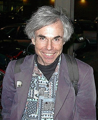 Picture of an author: Douglas Hofstadter