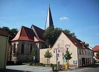 Хоэнмёльзен,  Саксония-Анхальт, Германия