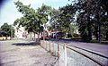 Holdeplass for buss og trikk i Ilaparken (ca. 1980 - 1982) (16315266389).jpg