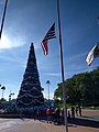 Hollywood Studios Front Entrance for the Holidays (31293453350).jpg
