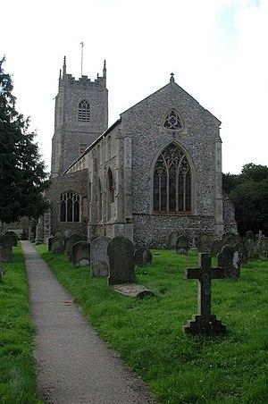 Foulsham - Image: Holy Innocents, Foulsham, Norfolk geograph.org.uk 309026