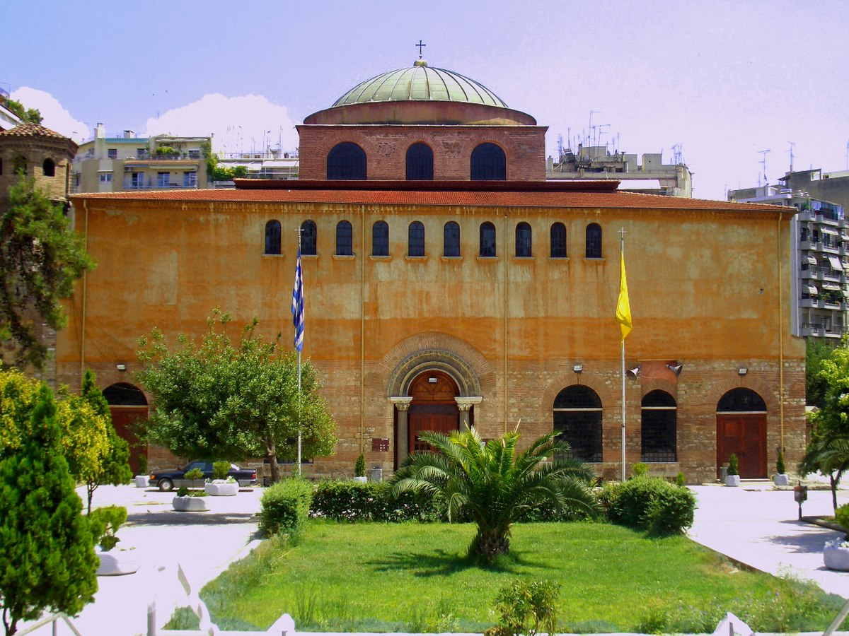 Hagia Sophia, Thessaloniki - Wikipedia