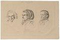 Homo sapiens - fysionomie - 1700-1880 - Print - Iconographia Zoologica - Special Collections University of Amsterdam - UBA01 IZ19600049.tif
