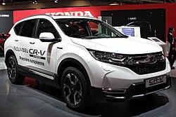 Honda Cr V Wikipedia Bahasa Indonesia Ensiklopedia Bebas