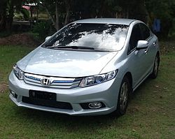 2012-2013 Honda Civic Hybrid