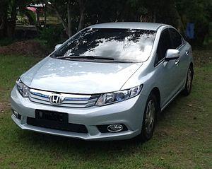Honda Civic Hybrid (Malaysia)