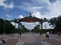 Hong Kong Disneyland Resort Entrance.jpg