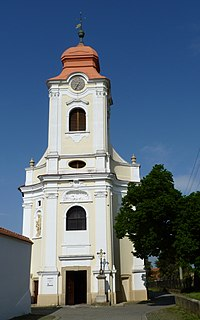 Horní Věstonice Municipality in South Moravian, Czech Republic
