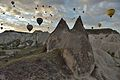 Hot air balloon ride at sunrise in Cappadocia 5.JPG