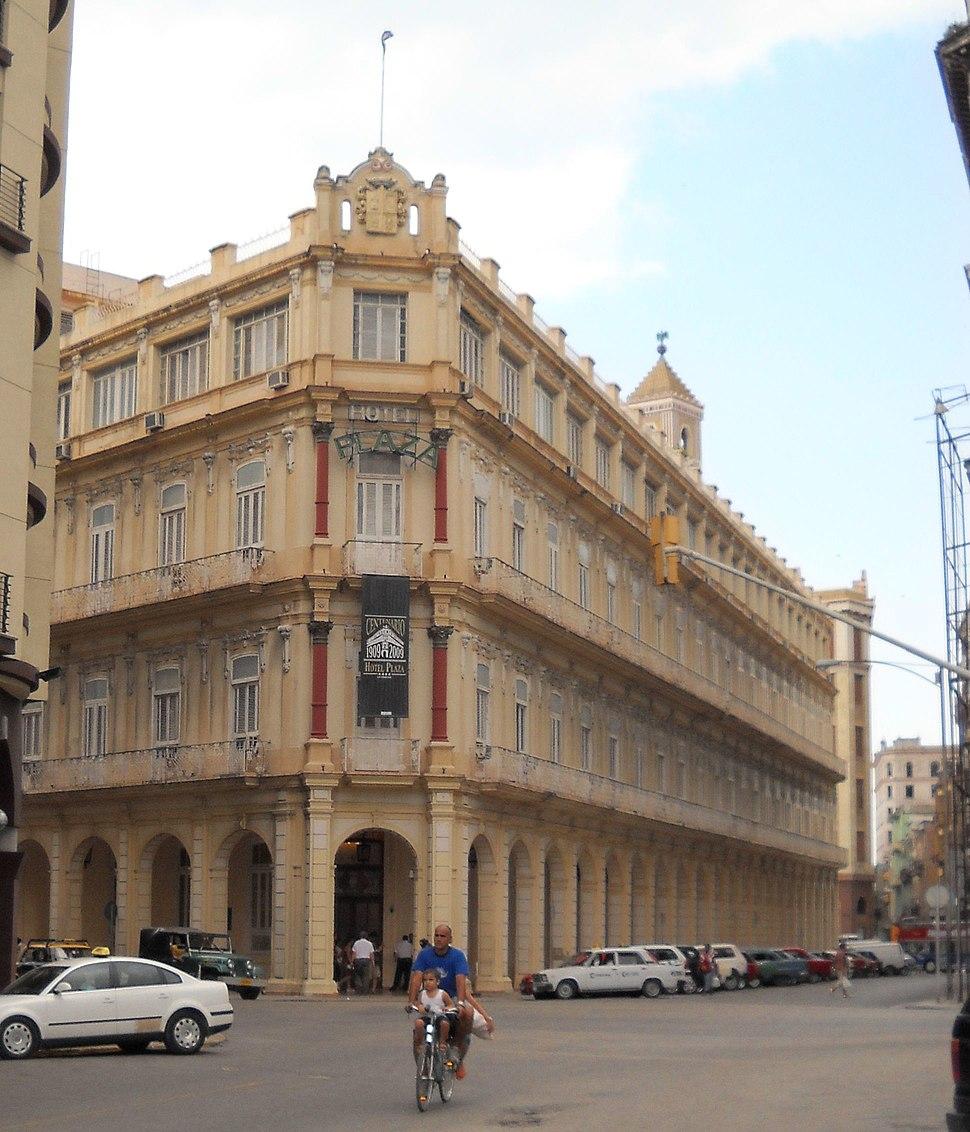 Hotel Plaza- Havana