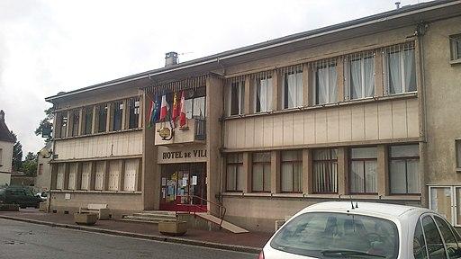 Hotel de Ville de Trun