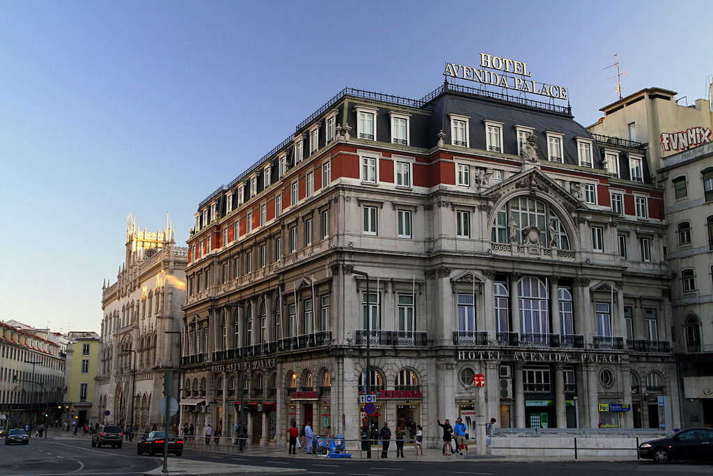 Hotel de charme - Avenida Palace