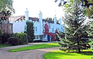 Bekesbourne - Image: House, Bekesbourne, Kent geograph.org.uk 328976