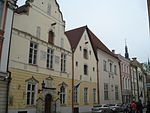 House of the Brotherhood of Blackheads in Tallinn3.JPG