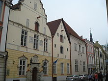 House of the Brotherhood of Blackheads in Tallinn3.JPG