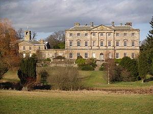 Howick, Northumberland - Howick Hall