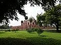 Humayun's tomb garden symmetry view.jpg