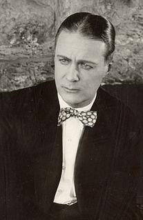 Huntley Gordon Canadian actor