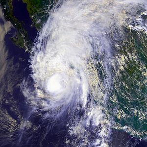 Hurricane Ismael - Image: Hurricane Ismael 14 sept 1995 2016Z big