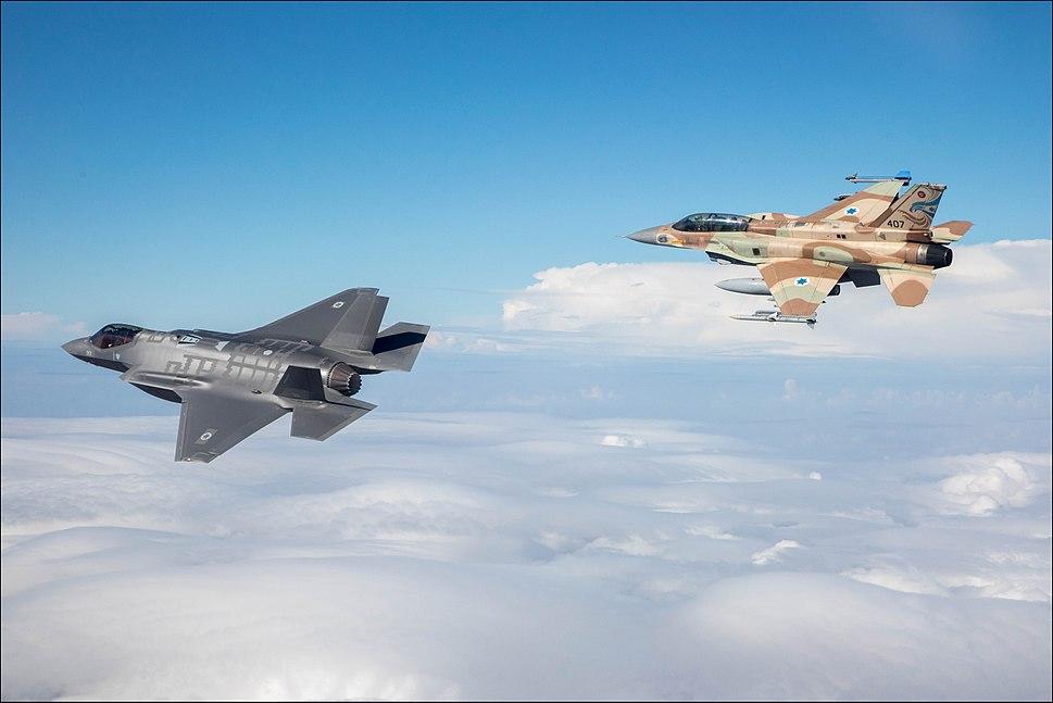 IAF-F-35I-and-F-16I