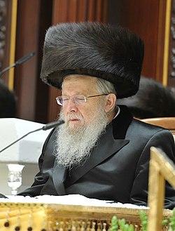 רבי שמואל ברזובסקי