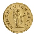 INC-1606-r Ауреус Магния Урбика ок. 283-285 гг. (реверс).png